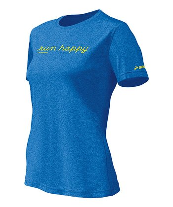 Neptune 'Run Happy' Tee - Women