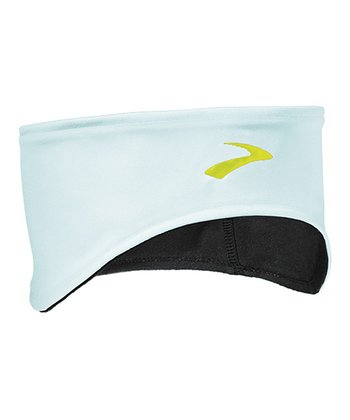 Seafoam & Black Infiniti Headband - Women