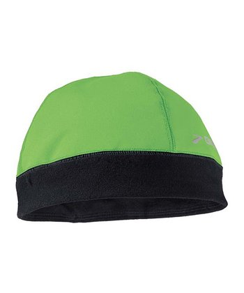 Brite Green Infiniti Beanie - Men & Women