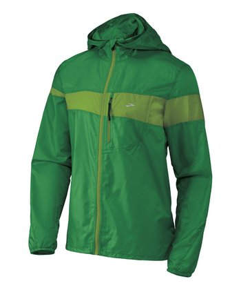 Envy & Brite Green LSD Lite Jacket III - Men