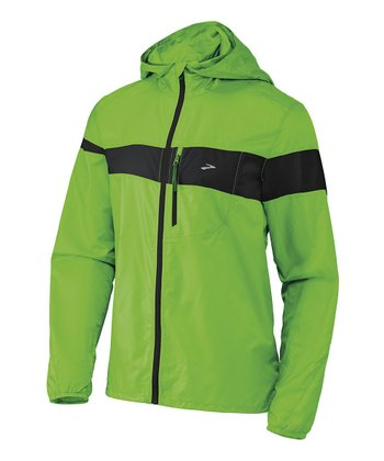 Brite Green Nightlife LSD Lite Jacket III - Men