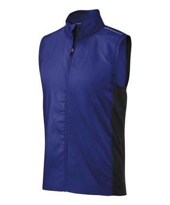 Ultramarine & Black LSD Lite Vest - Men