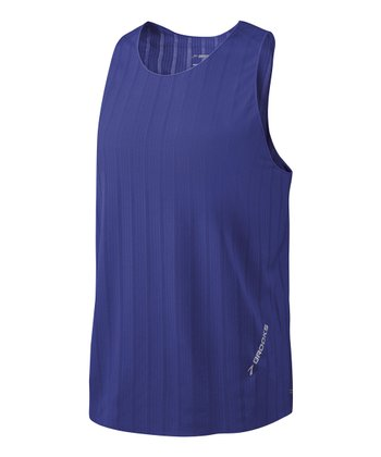 Ultramarine Race Day Singlet - Men