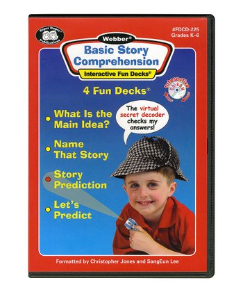 Webber Basic Story Comprehension Set