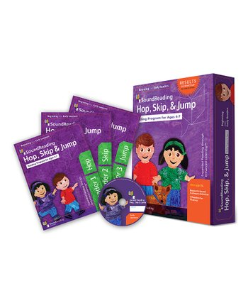Hop, Skip & Jump Reading Program
