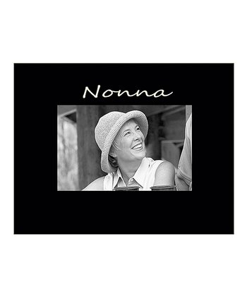 'Nonna' Photo Frame