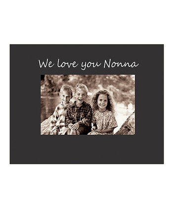 'We Love You Nonna' Photo Frame