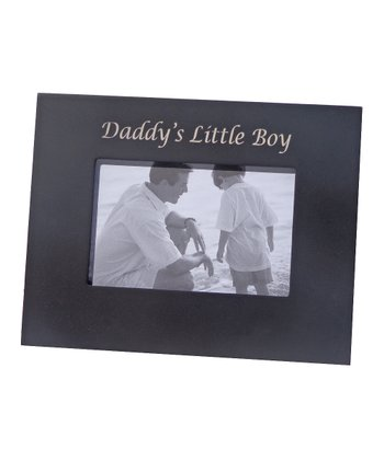 'Daddy's Little Boy' Photo Frame