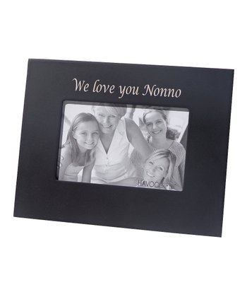 'We Love You Nonno' Photo Frame