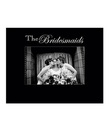 'The Bridesmaids' Photo Frame