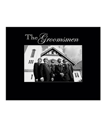 'The Groomsmen' Photo Frame