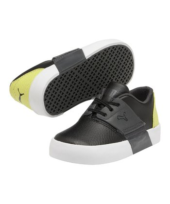 Black & Dark Shadow El Ace 3 Sneaker