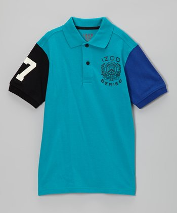 Adriatic Piqué Polo - Toddler & Boys