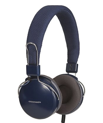 Navy Amplitone Headphones