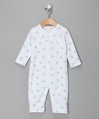 Kissy Kissy Frog Playsuit - Infant