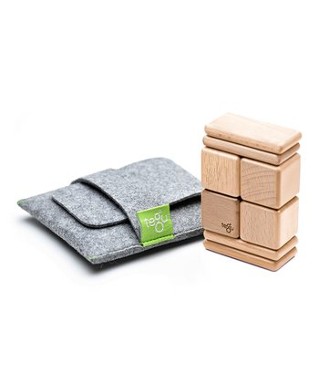 Natural Pocket Pouch Block Set