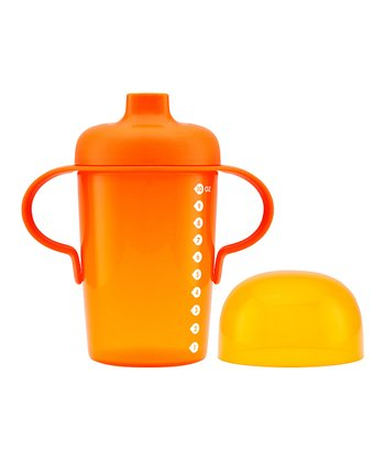 Orange 10-Oz. Sippy Cup