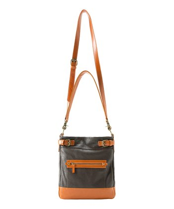 Brown Charly Crossbody Bag