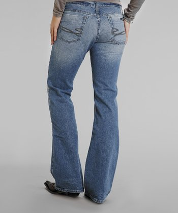 Hi-Low Wash 816 Classic Bootcut Jeans - Women & Plus