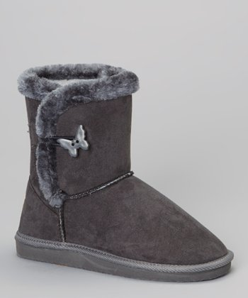 Gray Utha Boot