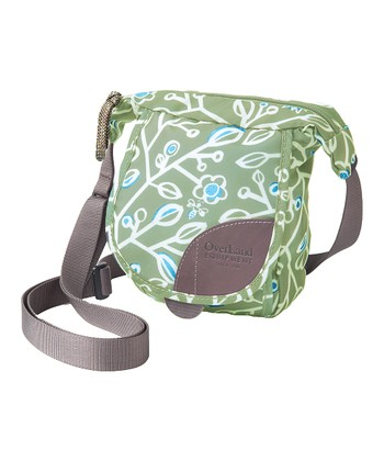 Moss & Blue Jay Floral Placer Crossbody Bag