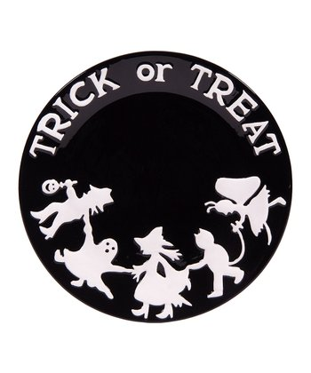 'Trick or Treat' Salad Plate