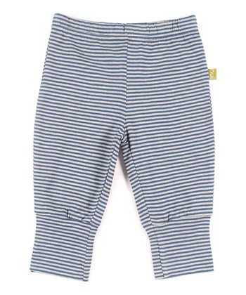 Sea Stripe Felix Organic Pants - Infant