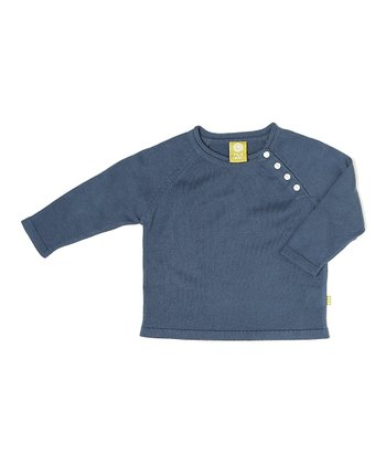 Sea Peta Organic Sweater - Infant