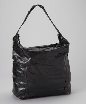 Latico Leather Black Dianne Tote