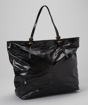Latico Leather Black Nadia Hobo