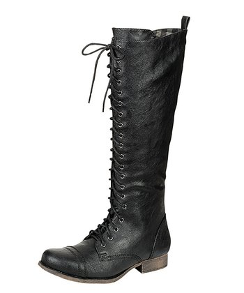 Black Pagg Boot