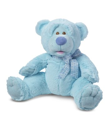 Blue 18'' Potts Bear Plush Toy