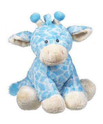 GANZ Blue 12'' Jamie Giraffe Plush Toy