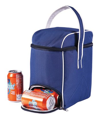 Portable Insulated 12-Can Tote