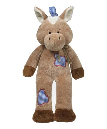 GANZ Brown Rodeo Friends Horse Plush Toy