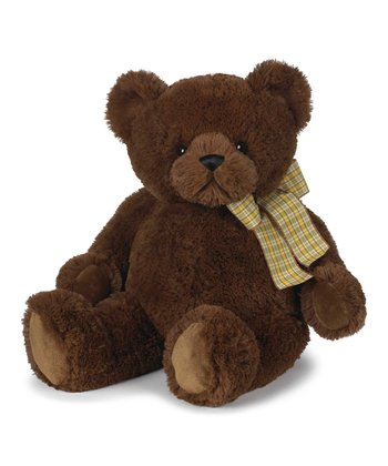 Brown Jesse Bear Plush Toy