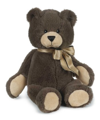 Brown Casey Bear Plush Toy