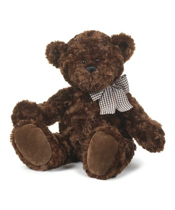 Brown Fairfield Bear Plush Toy