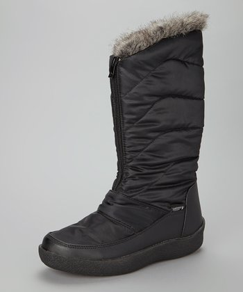 Black Kaja Boot