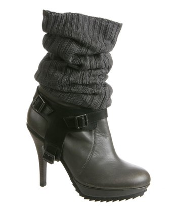 Gray Rivo Boot