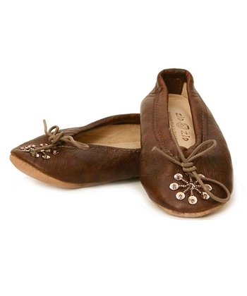 Zid Zid Kids - Brown Girls' Babush