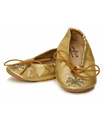 Zid Zid Kids - Gold Girls' Babush