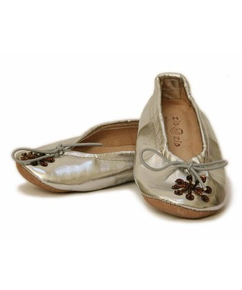 Zid Zid Kids -  Silver Girls' Babush