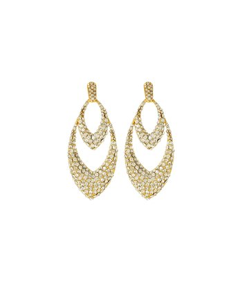 Gold Lesley Earrings