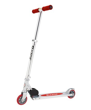 Red A Scooter