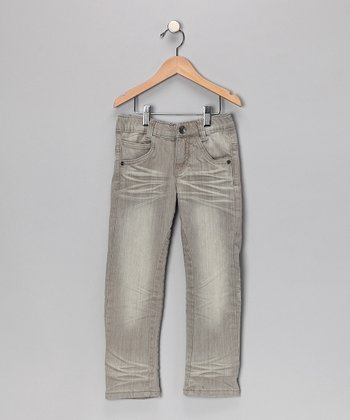Gray Jarn Jeans - Toddler & Boys