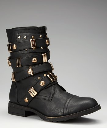 Black Azure Boot