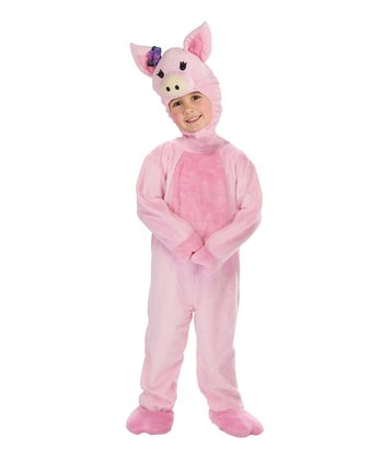Pink Pig Dress-Up Outfit - Infant & Toddler