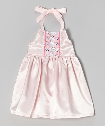 Pink Sleeping Beauty Corset Dress - Infant, Toddler & Girls