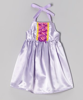 Lavender Rapunzel Dress - Infant, Toddler & Girls